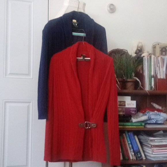 Ralph Lauren Sweaters - 🆕2 Ralph Lauren Cardigan Sweaters! Small🎉